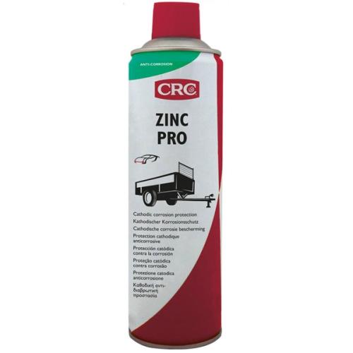 Цинковый спрей CRC ZINC PRO