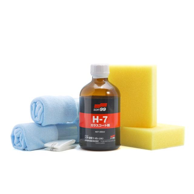 Жидкое стекло Soft99 H-7