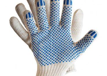 Перчатки ПВХ. Какого класса купить перчатки ПВХ с ХБ. Что такое текс?