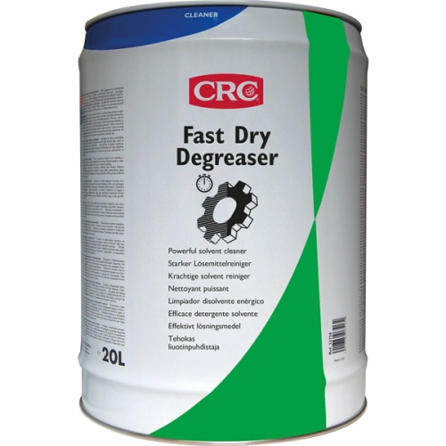Обезжириватель CRC FAST DRY DEGREASER