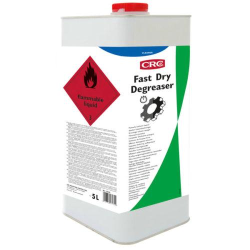 Быстросохнущий очиститель CRC FAST DRY DEGREASER