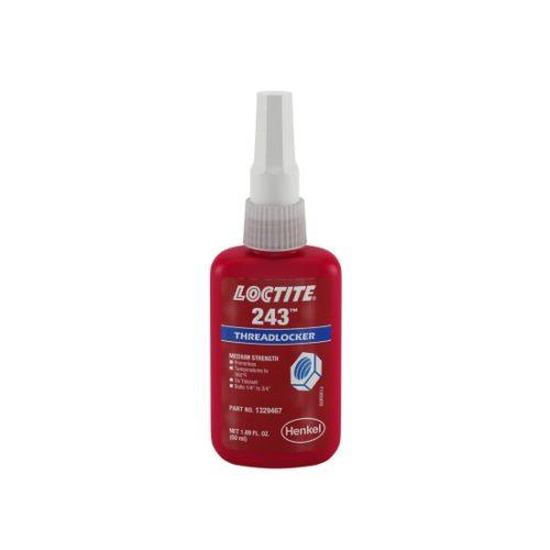 Резьбовой фиксатор средней прочности Loctite 243