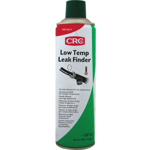 Определитель утечки CRC LOW TEMP LEAK FINDER