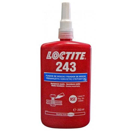 Фиксатор резьбы средней прочности Loctite 243