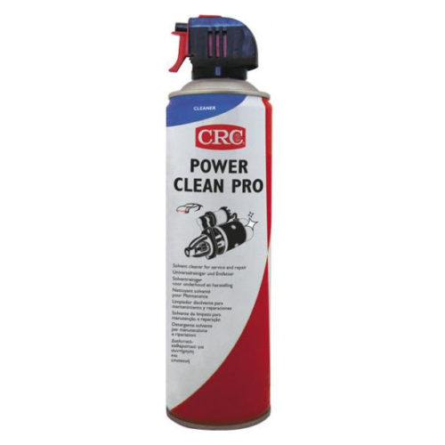 Быстросохнущий очиститель агрегатов CRC POWER CLEAN PRO