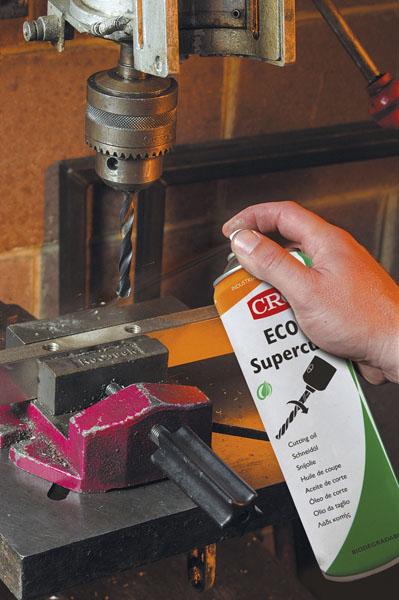 Биоразлагаемая смазочно-охлаждающая жидкость для резания CRC ECO Supercut 500 мл