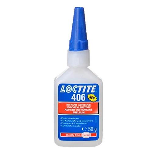 Купить цианоакрилатный клей Локтайт 406